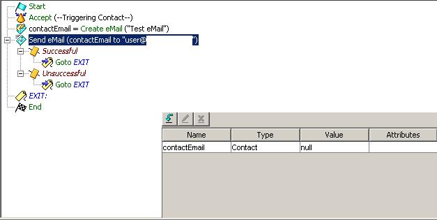 UCCX Email Scripting