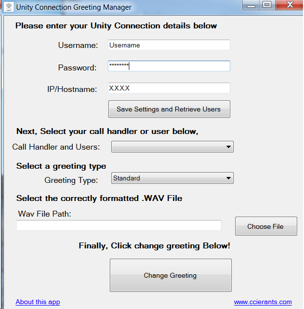Cisco Unity Connection Administration Voicemail - Best