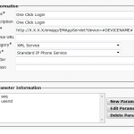 One Click Login Logout Extension Mobility Enterprise Feature