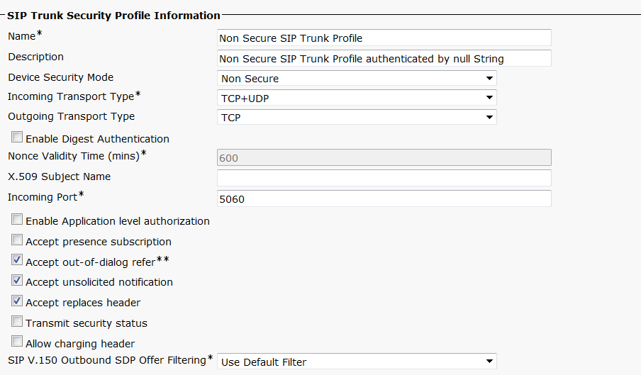 SIP-Trunk-Security-Profile--CUCM-CUC-SIP-Integration